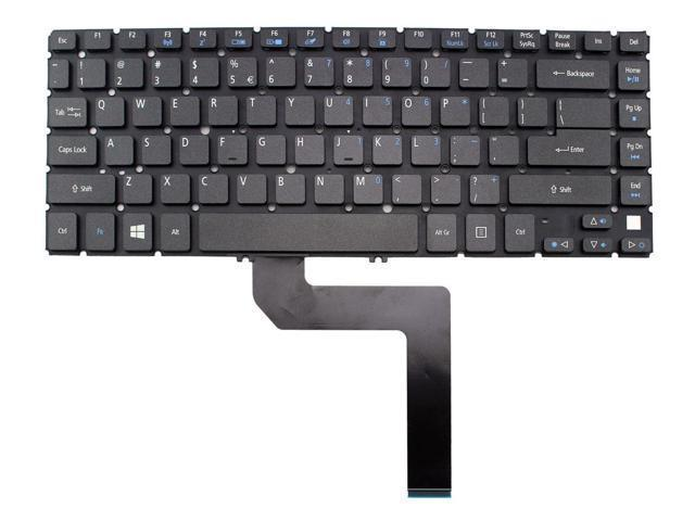 11cf7c90b71 New laptop replacement keyboard (Backlit) for Acer Aspire M5-481PT M5-481T