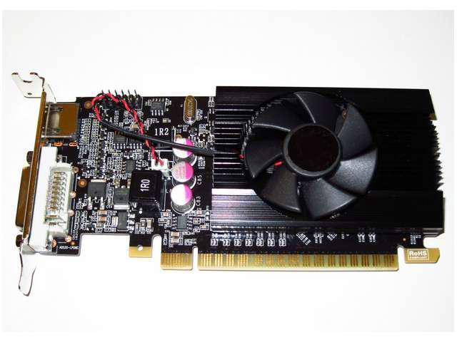 2GB Video Graphics Card ForDELL OPTIPLEX 740 745 750 755 760 SFF DT Half  Height Low Profile Video Card - Newegg com