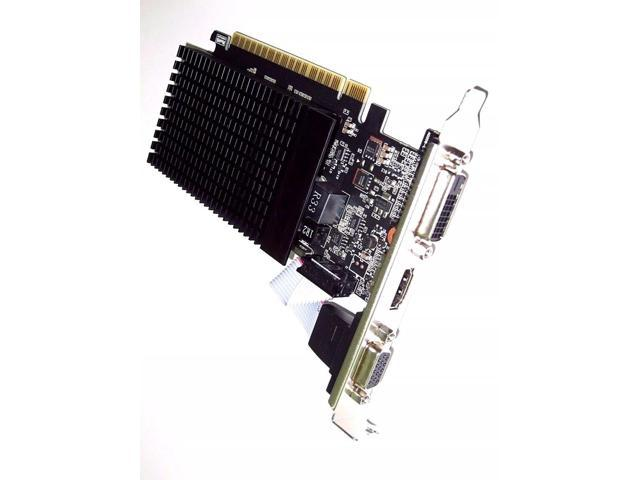 2GB HP EliteDesk 800 705 G1 Tower Desktop Video Graphics Card Full Height Size