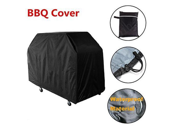 Nek Tech Durable Barbeque Grill Cover Waterproof Dustproof Compatible With Weber Char