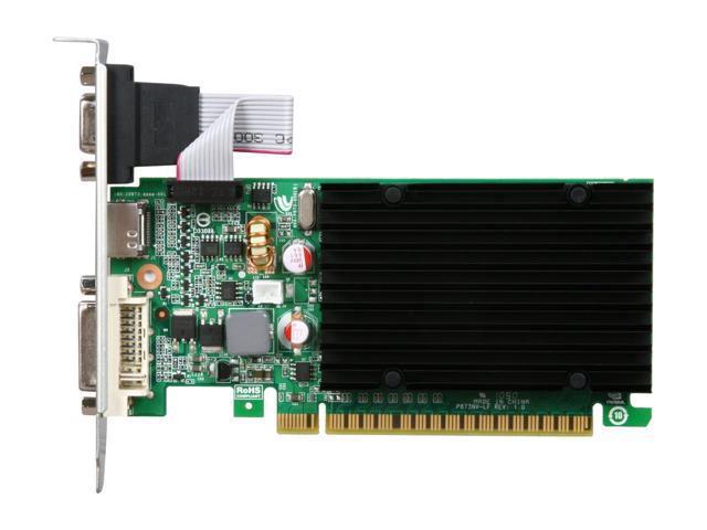 EVGA 8 GeForce 8400 GS DirectX 10 512MB 32-Bit DDR3 PCI Express 2 0 x16  HDCP Ready Low Profile 512-P3-1300-LR Video Graphics Card - Newegg com