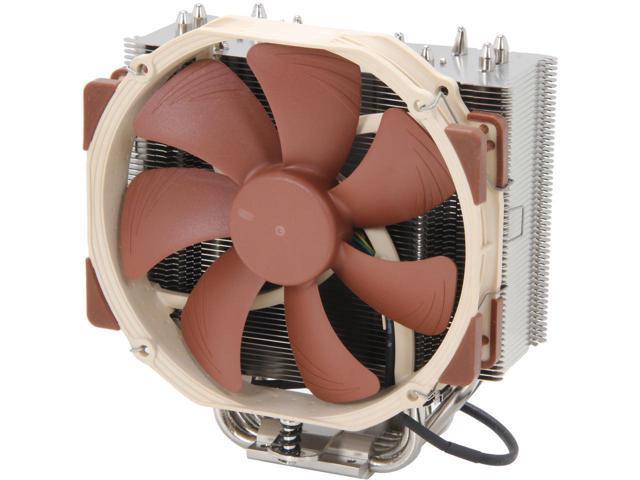 Noctua NH-U14S Premium CPU Cooler with NF-A15 140mm Fan