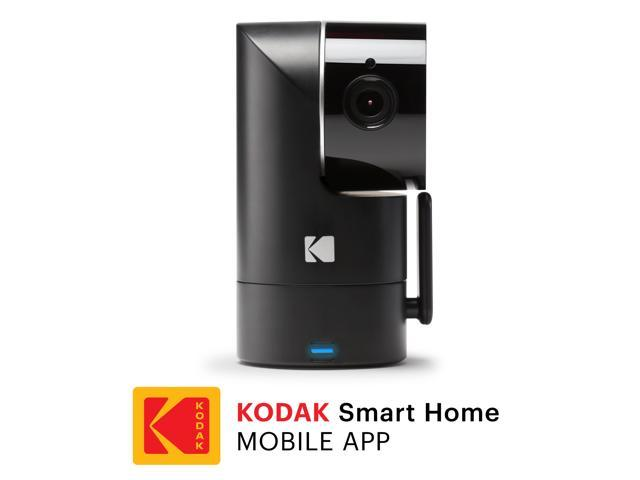 KODAK Cherish F685 Home Security Camera with Mobile App - Full-HD Wireless  Security Camera System with Infrared Night-Vision, Battery, Tilt, Pan, Zoom