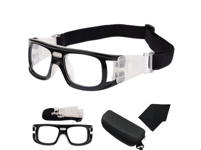 4599b20077e Fashion Basketball Soccer Football Sports Protective Eyewear Sport Goggles  Eye Safety Glasses Black