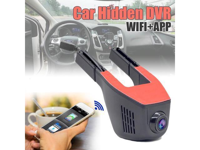 170° HD 1080P Hidden Wifi Car DVR Vehicle Camera Video Recorder G-Sensor  Dash Cam Security - Newegg com