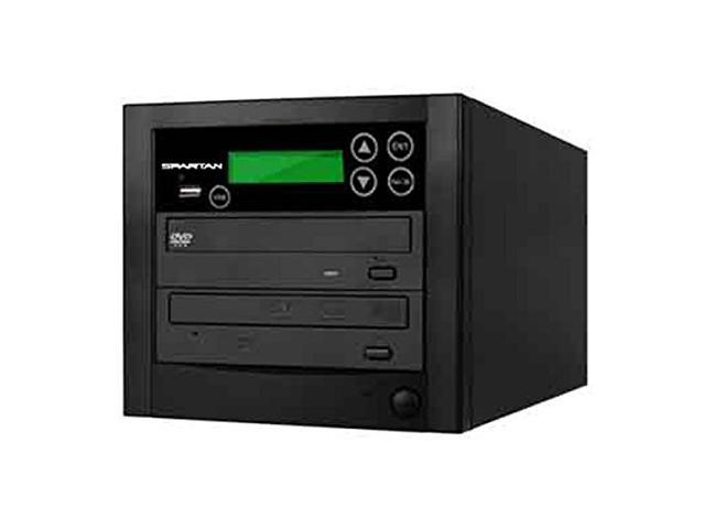 Spartan Duo Series Duplicator USB Flash Memory/DVD CD Disc to 1 Disc  Duplicator - Media Converter with Select Source Key Button D901-SSP -  Newegg com