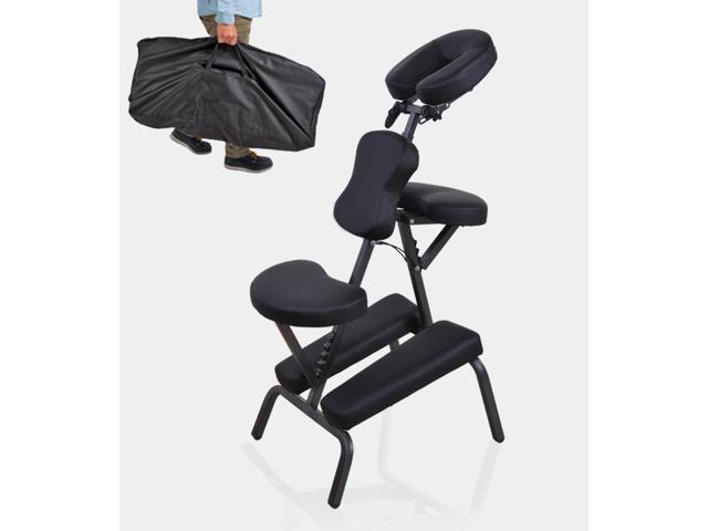 Angel Canada Professional Portable Massage Chair Foldable Salon Tattoo Spa w/ Free Carry Case  sc 1 st  Newegg & Angel Canada Professional Portable Massage Chair Foldable Salon ...