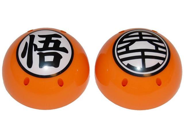 Dragon Ball Z King Kai And Goku Symbol Magnets Newegg