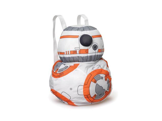 f1bf40c3ad Star Wars The Force Awakens Plush Back Buddies Backpack BB-8 ...