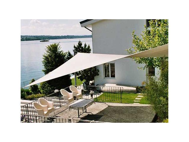Sun Sail Shade White Creme
