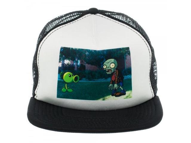 Baseball Cap - Plants vz Zombies - Sublimation Trucker Anime Hat New  ba1avtpzz 4d093a9b3f0