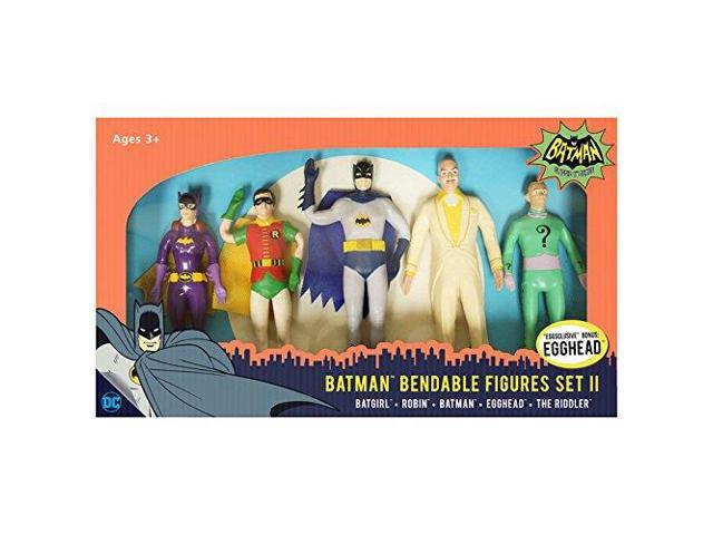 THE RIDDLER 1966 BATMAN Classic TV Series Custom Carded Minifigure Display DC