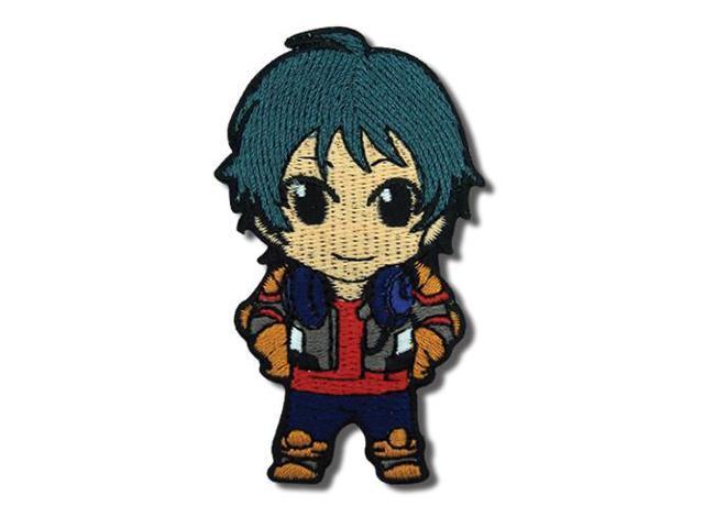 Patch - Ixion Saga - New SD Chibi Kon Iron-On Gifts Toys Anime ge44858 -  Newegg com
