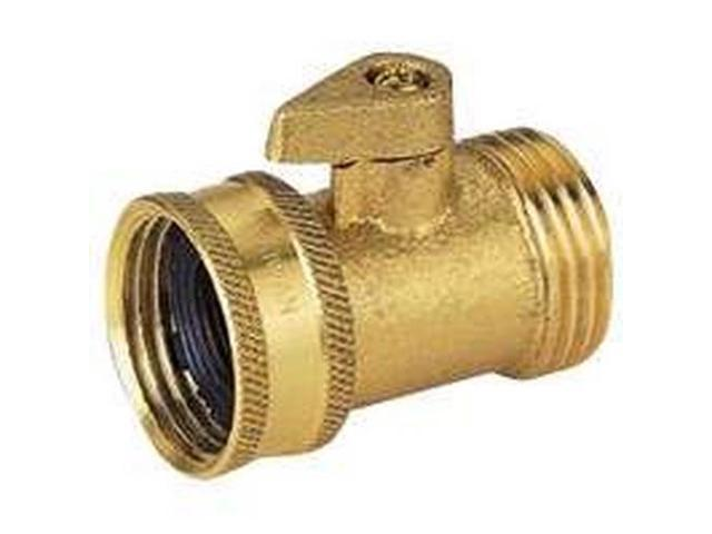 Genial Brass Garden Hose Shut Off Mintcraft Hose Repair And Parts GB9111A3L