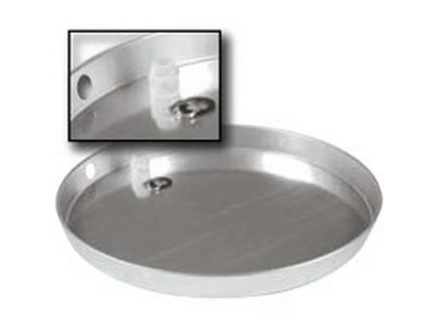 6 Pack Camco Mfg 20800 20in Aluminum Drain Water Heater Pan Newegg Com