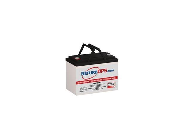 Lithonia ELU23 Compatible Replacement Battery