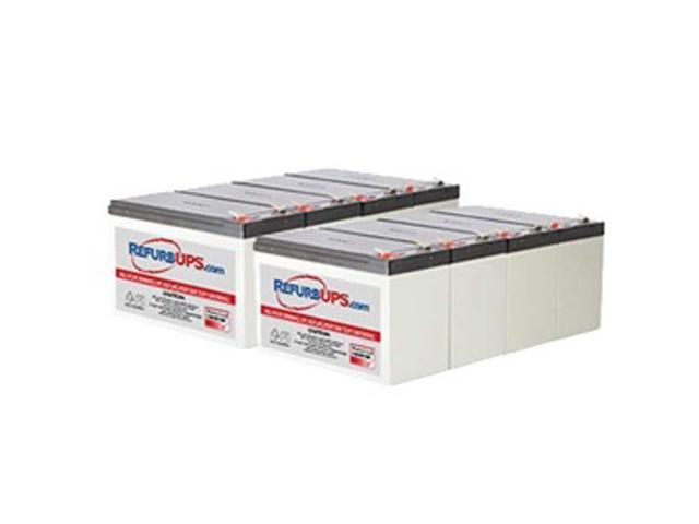Compatible Replacement Battery Kit APC Smart-UPS 1400 Rack Mount SU1400RMNET