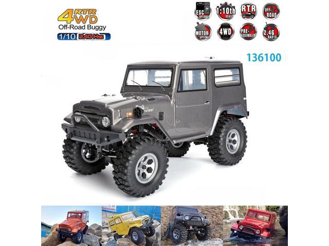 Rgt Land Rover Model 1 10 Scale Electric 4wd Off Road Rc Car Rock