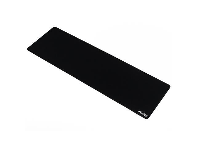 Stitched Edges Glorious Large Gaming Mouse Mat//Pad Black Cloth Mousepad...