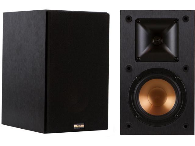 Klipsch Reference Series R 14M 4 Inch Bookshelf Speakers Pair