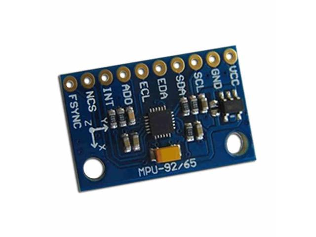 GY-9255 9DOF 9 Axis MPU-9255 Accelerometer Gyroscope Magnetic Field Sensor  Module - Newegg com