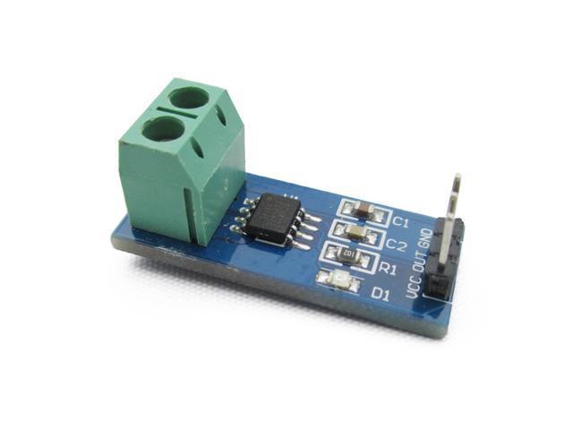 5pcs new 20A range Current Sensor Module ACS712 Module