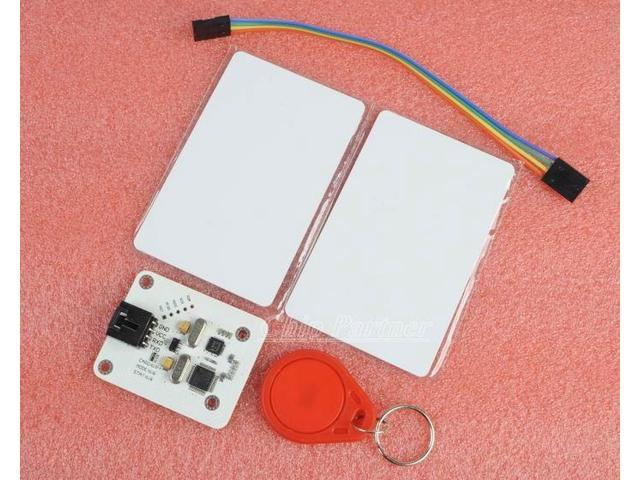 Serial UART 13 56MHZ RFID Reader/Writer Module with Cards Arduino  Compatible - Newegg com
