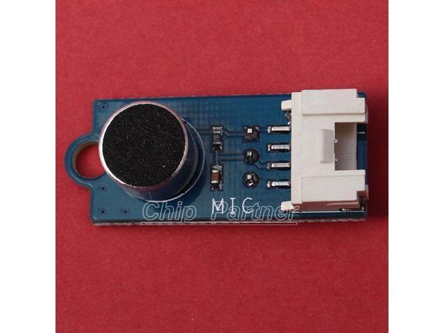 Electronic Brick Sound Sensor Microphone Brick 5V DC 3P/4P for Arduino -  Newegg com