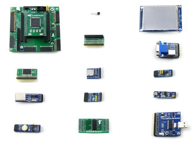 EP4CE6E22C8N EP4CE6 ALTERA Cyclone IV FPGA Development Evaluation Board +  14 Kit - Newegg ca