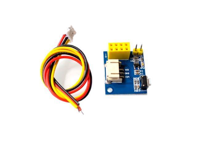 WS2812 RGB LED Switch Controller Module for Arduino ESP8266 Wireless Remote  WIFI ESP-01/ESP-01S - Newegg com