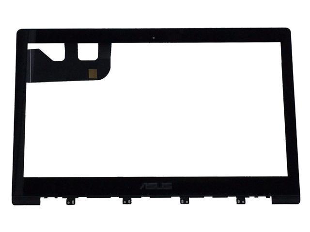 """Asus Vivobook S550 S550CB 15.6/"""" Black Digitizer Touch Screen Glass /& Bezel New"""