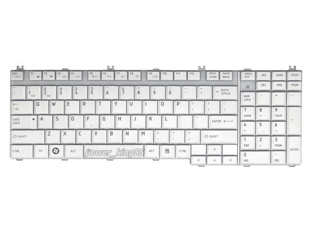 Keyboard for Toshiba Satellite Pro P200 P200D P205 P205D X200 X205 US K000047870