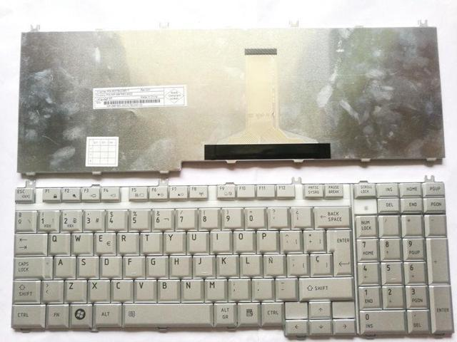 genuine for TOSHIBA SATELLITE L505D-S5996 L505D-S6948 US KEYBOARD