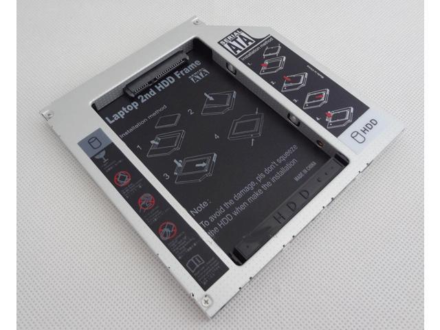 2nd SATA Hard Drive HDD SSD Caddy For ASUS Q550LF Q500A Replace GU60N GU70N