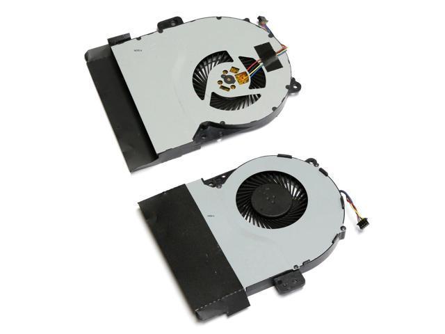 New MSI CX61 CR650 FX600 FX610 FX603 FX620 MS-16 GP60 2OD CPU Cooling Fan