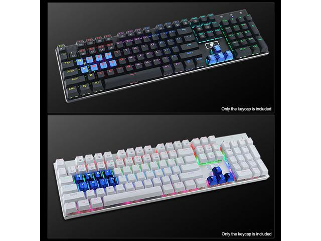Color : Grey Keyboard keycaps 1pc ABXY Game Theme Backlit Key Cap Individual Hand-Made Resin Backlit Key Cap for Mechanical Keyboard with MX Switch