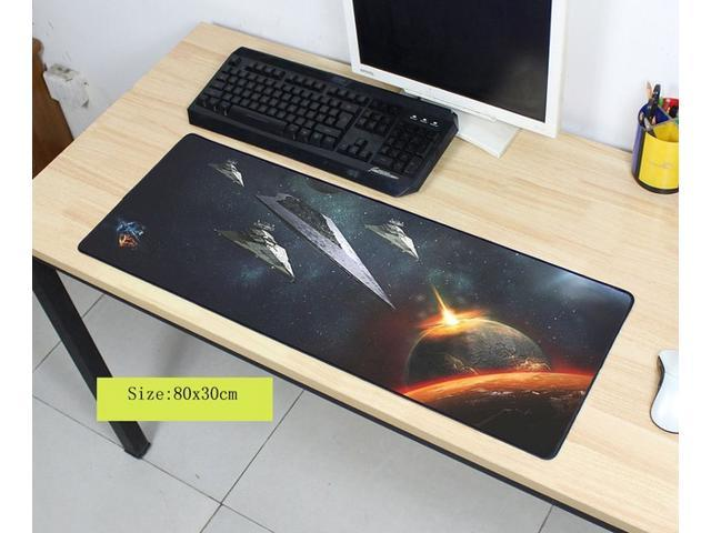 70*33cm Mouse Pad Mat XL Size Office Table Cushion Computer Desk Keyboard Game