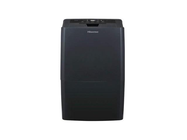 Refurbished: Dehumidifier DH70K1G 70 Pint 2-Speed Black for Hisense -  Newegg com
