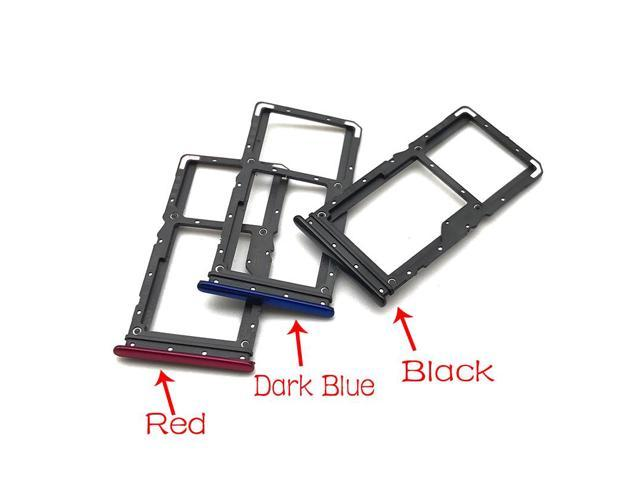 Micro Nano SIM Card Holder Tray Slot Holder Adapter Socket For Xiaomi Redmi  Note 7 (Black) - Newegg.com