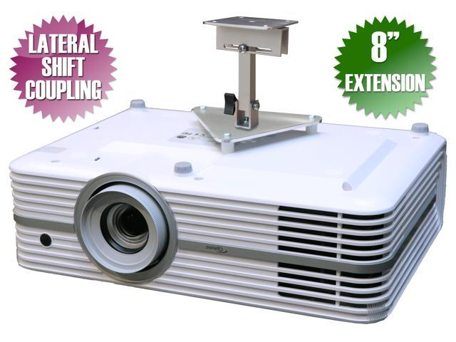 Projector Ceiling Mount for Optoma UHD300X UHD350X UHD40 UHD50 UHD51 UHD51A  - Newegg com