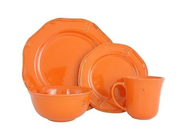 Stoneware 16piece Dinnerware Set