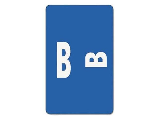 Smead Alpha-Z Second Letter Labels, Letter B, Dark Blue, 100 Labels  (SMD67172) - Newegg com