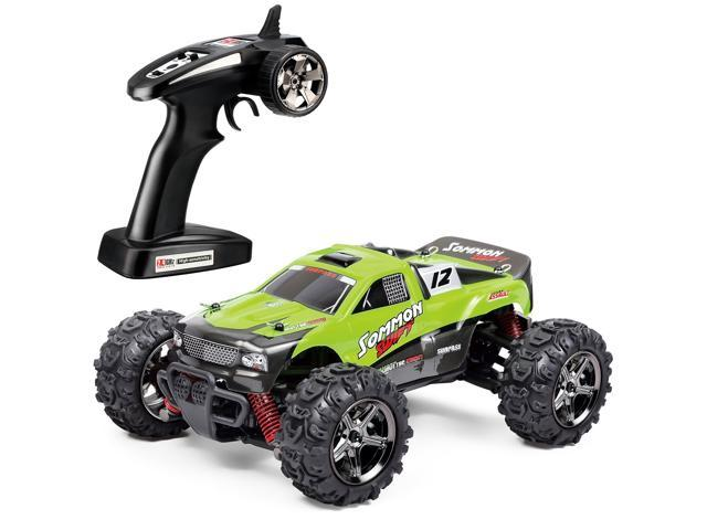 Tozo C1142 Rc Car Sommon Swift High Speed 32mph 4x4 Fast Race Cars1 24 Rc Scale Rtr Racing 4wd Electric Power Buggy W 2 4g Radio Remote Control Off Road Cross Country Vehicle Powersport Green