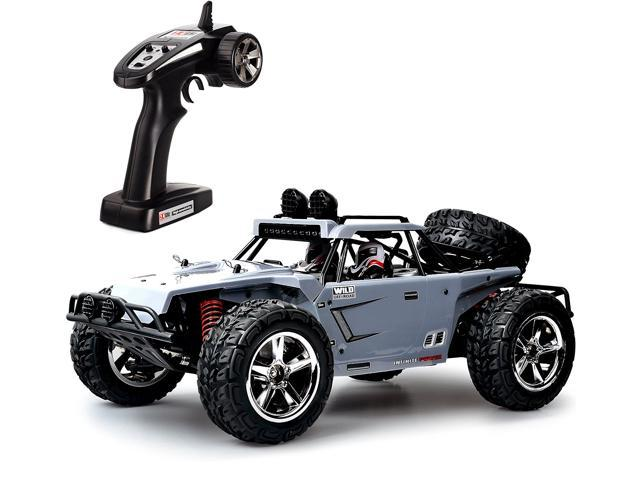 Tozo C5031 Rc Car Desert Buggy Warhammer High Speed 30mph 4x4 Fast Race Cars 1 12 Scale Rtr Racing 4wd Electric Power 2 4ghz Radio Remote Control Off Road Truck Powersport Gray Newegg Com