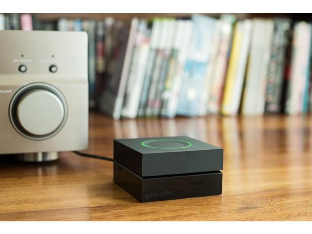 Gramofon - A bargain Spotify Connect adapter with great audio quality   Gramofon is a low-cost way to get Spotify playing on your home audio system