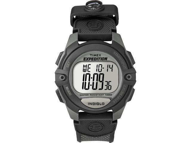 1b7b3b307 Timex Men's Expedition Digital CAT   Gray Case Black Resin Strap   Watch  T40941