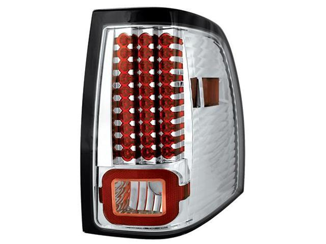 Ipcw Ledt 517cb Ford Expedition 2003 2006 Tail Lamps Led Bermuda Black
