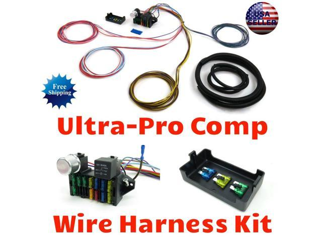 keep it clean wiring accessories wire harness 1022644 1940 ford rh newegg com Ford F-150 Wiring Harness Diagram Ford Wiring Harness Connectors