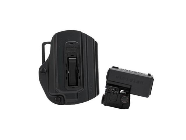 Viridian C5L-R Universal Subcompact Red Laser/Tactical Light with Tacloc  Holster - Newegg com