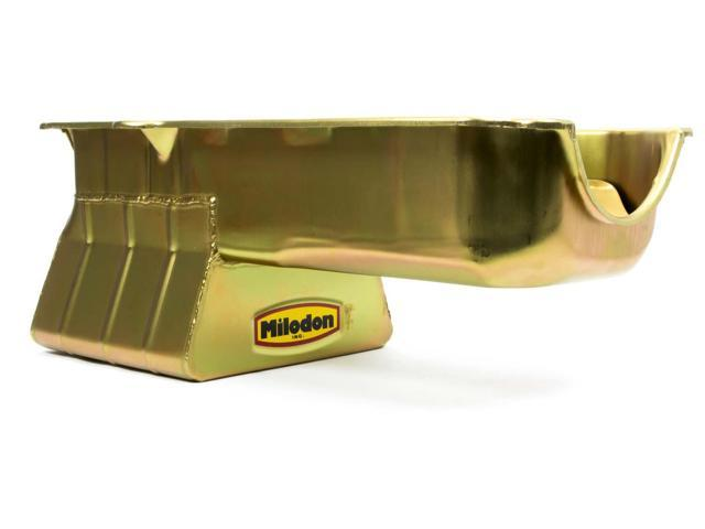 Milodon 30909 Small Block Chevy Oil Pan - Newegg com